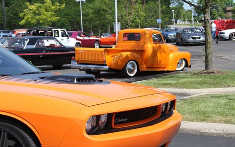 Color match at Linda's Dream Cruise.
