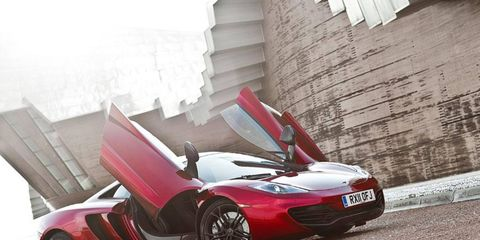 McLaren is fixing quality glitches on the MP4-12C sports car.