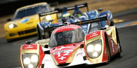 Rebellion Racing could join the American Le Mans Series in 2012.
