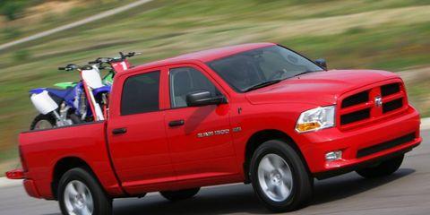 The Ram pickup helped propel Chrysler Group sales in September.