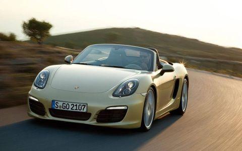The Porsche Boxster S