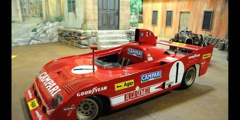 1975 Alfa Romeo TT33 12