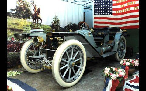 1909 American Underslung