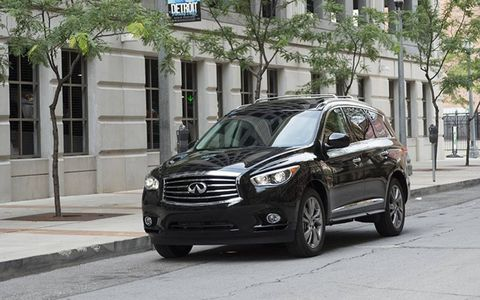 We have averaged 19.5 mpg during the first quarter with our JX35.