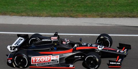 IndyCar will introduce a new chassis for the 2012 season.