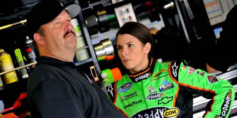 Tony Eury Jr. will work with Danica Patrick in NASCAR next year.