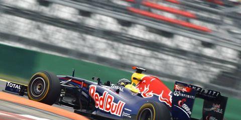 Sebastian Vettel and teammate Mark Webber saved three sets of prime tires for Sunday's Korean Grand Prix.