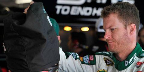 Dale Earnhardt Jr. hasn't won a NASCAR Sprint Cup race since 2008.