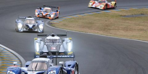 The ACO will clamp down on LMP1 turbodiesels with smaller air intakes and smaller fuel tanks.