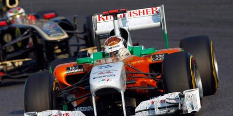 The Force India Formula One team has a new investor.
