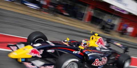 Jean-Eric Vergne will test the Toro Rosso Formula One car.