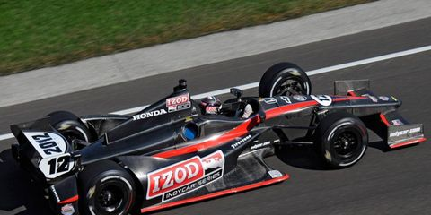 IndyCar's new chassis is now named DW12 in honor of driver Dan Wheldon.