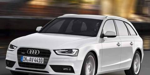 The Audi A4 will be offered in a variety of body styles with refreshed styling for 2012.