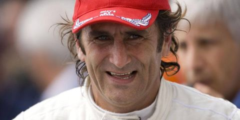 Former CART champion Alex Zanardi says too much downforce has taken the challenge out of driving Indy cars.