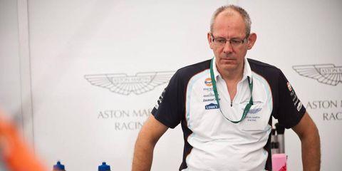 Racing engineer George Howard-Chappell has resigned as team principal of Aston Martin Racing.