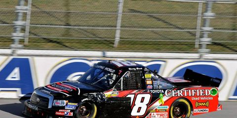 Kyle Busch will add to his Camping World Truck Series team in 2012 with a Nationwide Series team.
