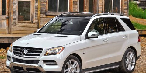 A two-door version of the Mercedes-Benz M-class SUV is the likely new vehicle to come from the Mercedes assembly plant in Alabama.
