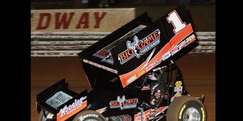 Sammy Swindell won the COMP Cams Short Track Nationals in Arkansas for the fourth time.