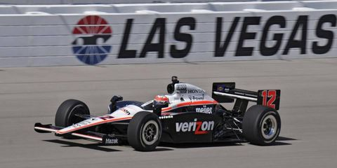 IndyCar Series driver Will Power has been cleared to drive a race car again after injuring his back during the Las Vegas Motor Speedway race in which Dan Wheldon was killed.