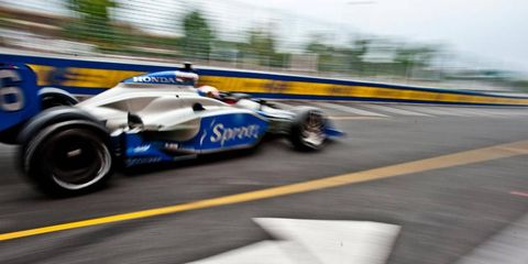 The Baltimore Grand Prix could disappear from next year's Izod IndyCar Series and American Le Mans Series.