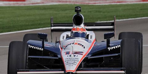 Will Power: reflects on the season.