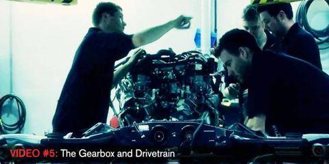 Nissan engineers put the GT-R's drivetrain into the Juke
