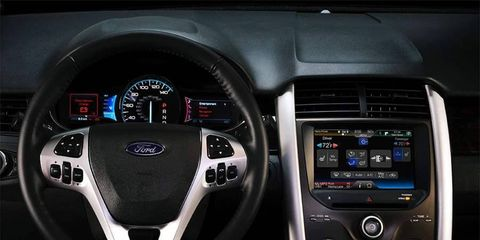MyFord Touch, the complex infotainment system found on new Ford and Lincoln models, has caused Ford's quality ratings to slip.
