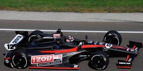 Rahal Letterman Lanigan will run Honda engines in its 2012 IndyCar program.