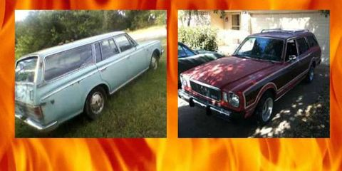 The Toyota Crown and Cressida wagons were examples of better days, but you can relive the magic thanks to Project Car Hell!