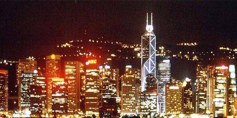 Infiniti will put its global headquarters in Hong Kong.