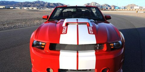 The 2012 Shelby GT350
