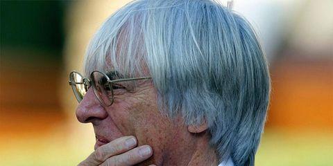 Formula One boss Bernie Ecclestone is under investigation in the U.K.