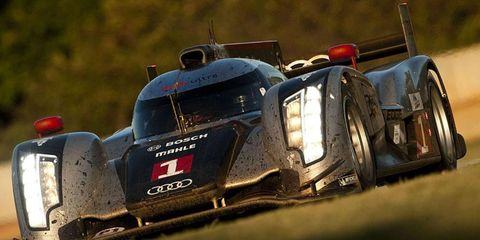 There is no place on the calendar for Petit Le Mans at Road Atlanta in the World Endurance Championship.