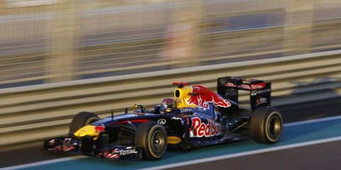Red Bull Racing's Sebastian Vettel has won the pole for 14 of the 18 Formula One races staged so far this season.