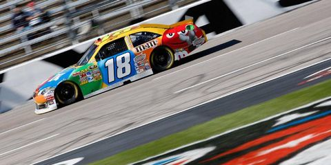 Kyle Busch is in hot water for an on-track incident last week.