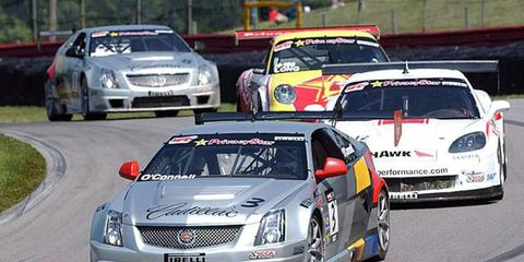 Pirelli World Challenge plans to have eight races on the 2012 calendar.