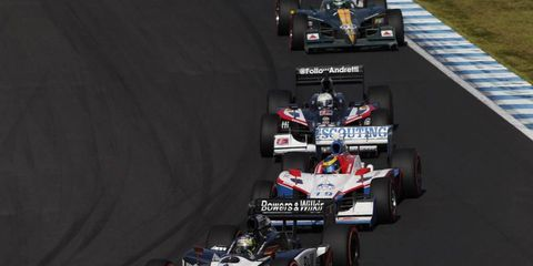 IndyCar will race in Qingdao, China, on Aug. 19, 2012.
