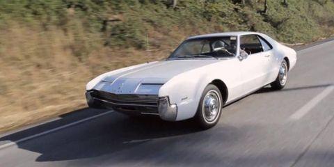 Hagerty's Classic Car TV looks at the landmark 1966 Oldsmobile Toronado.