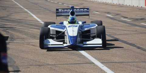 The Bryan Herta Autosport squad is among five teams in negotiations to use Lotus's new V6 engine in the 2012 Izod IndyCar Series.