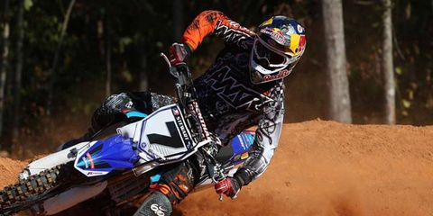 """Motocross racer James """"Bubba"""" Stewart pleaded no contest to a misdemeanor related to an arrest for impersonating a police officer."""
