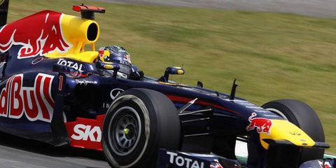 Sebastian Vettel has won the pole position 15 times this Formula One season.