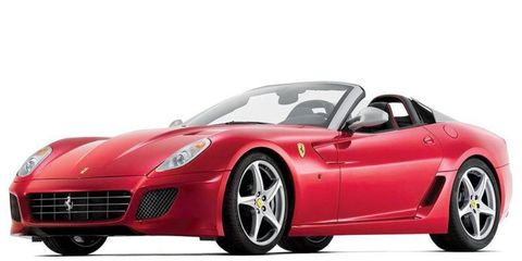 Some Ferrari owners were upset that they didn't get a chance to buy the limited-edition SA Aperta.