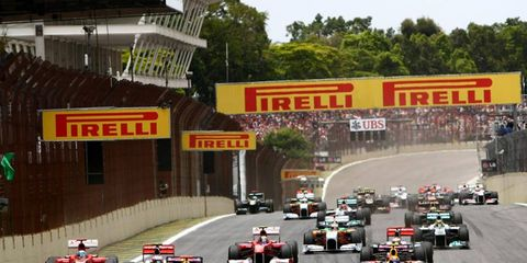 Formula One teams are filling out the grid for the 2012 season.