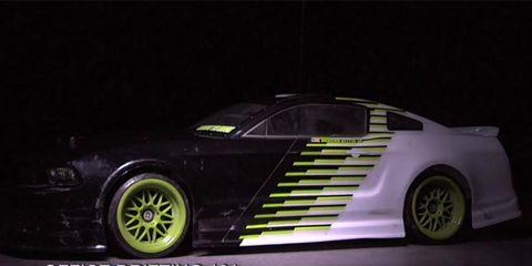 RTR E10 Drift car by Vaughn Gittin Jr. Now let's set it loose in the Autoweek office.