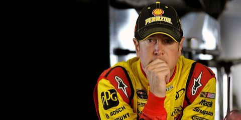 Penske Racing is expected to make an announcement Monday about the status of NASCAR driver Kurt Busch.