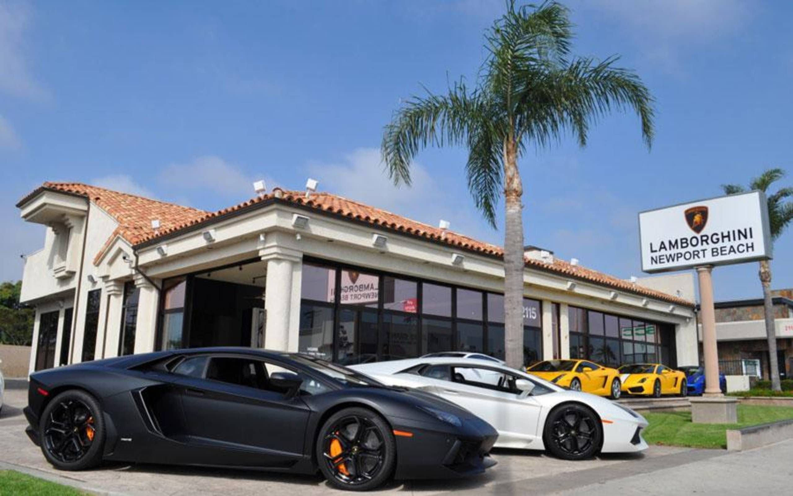 Lamborghini Newport Beach Is First With New Exhaust For The Lp 700 4 Aventador