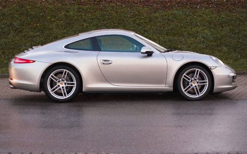 The 2013 Porsche 911 Carrera 4 and Carrera 4S are both larger--and lighter--than their predecessors.