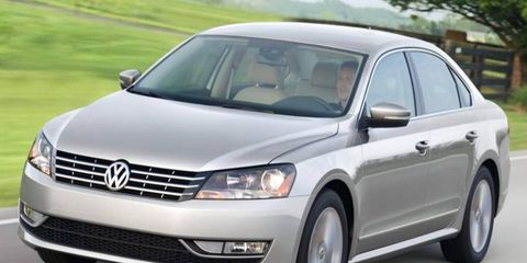 Volkswagen allegedly equipped cars with software designed to cheat emissions testing.