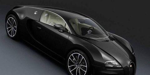 Simon says: Bugatti Veyron Edition Merveilleux