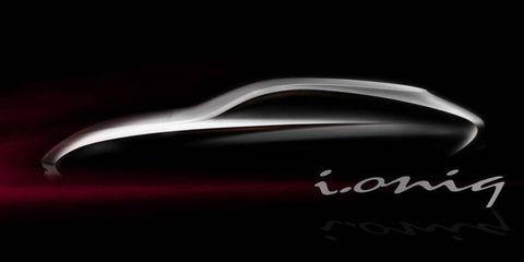 Hyundai will introduce the i-oniq concept at the Geneva Motor Show